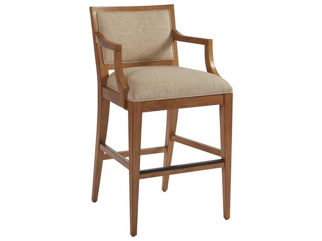 Barclay Butera NewportEastbluff Bar Stool (married)