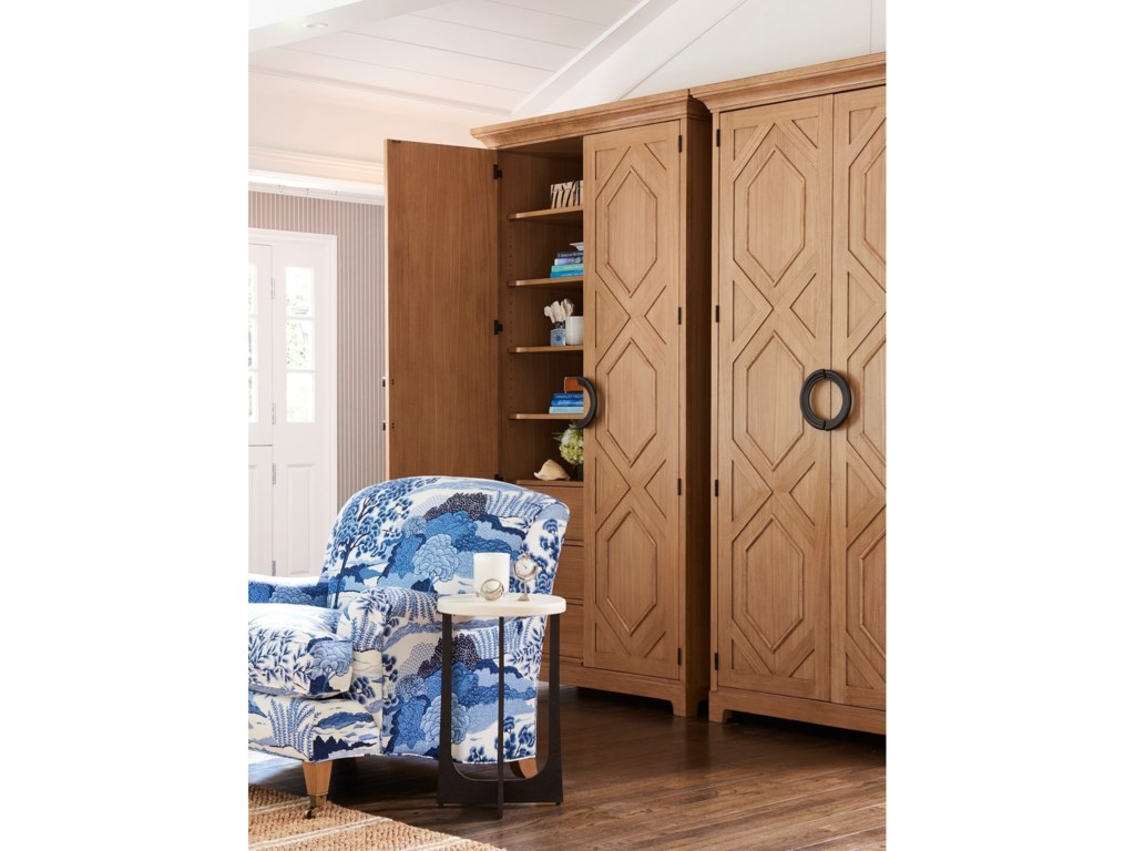 Barclay Butera NewportPacific Coast Cabinet