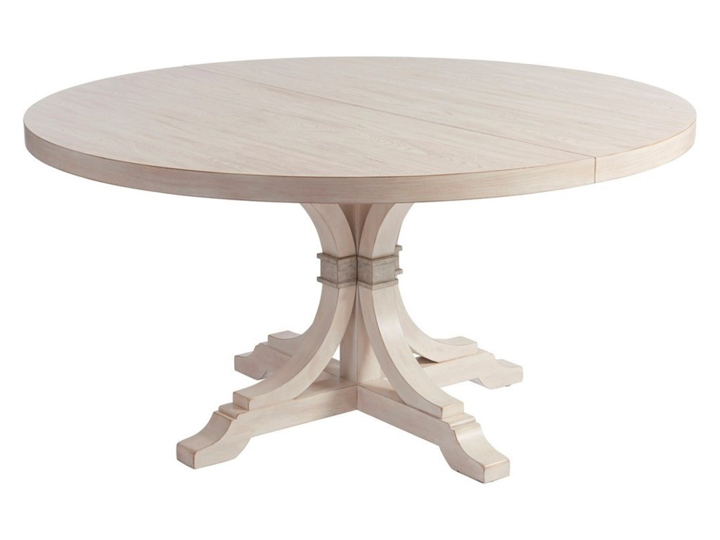 Barclay Butera Newport 921 875c Magnolia 60 Round Dining Table With