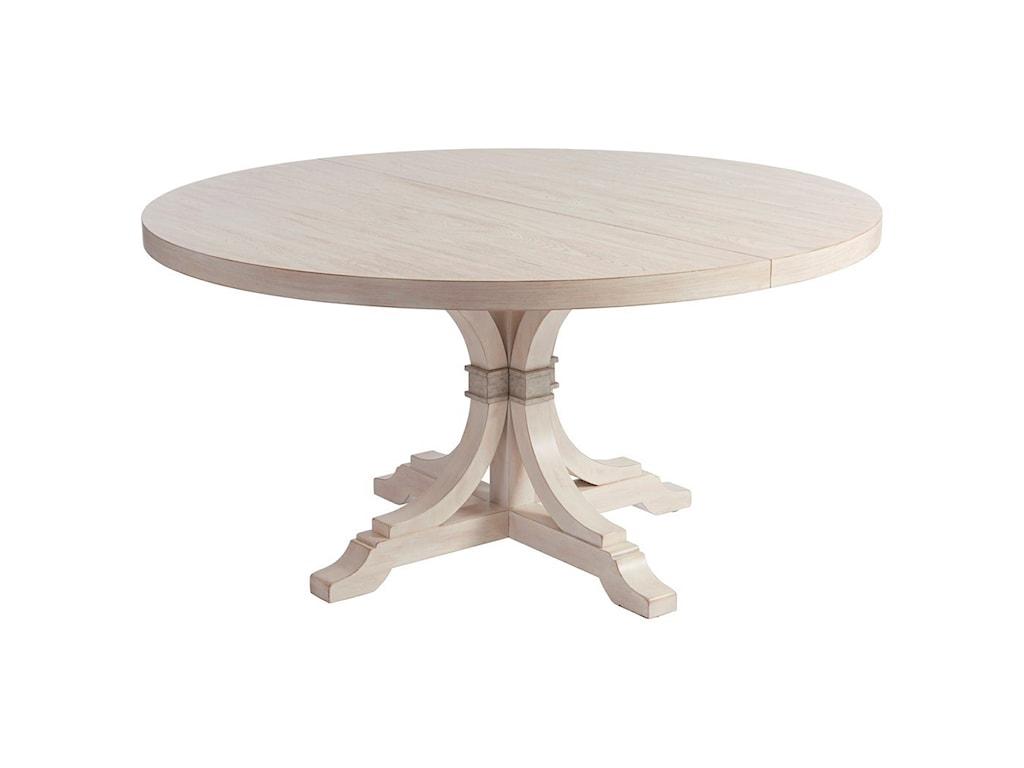 Barclay Butera NewportMagnolia Round Dining Table