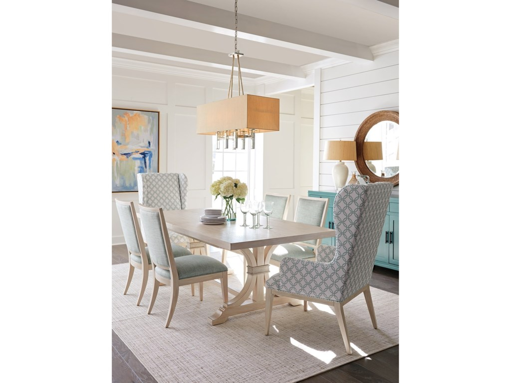Barclay Butera NewportOceanfront Rectangular Dining Table