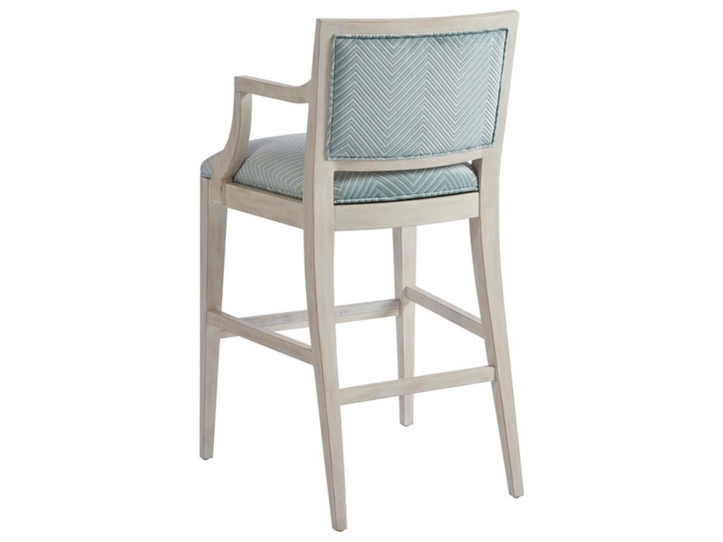 Barclay Butera NewportEastbluff Bar Stool