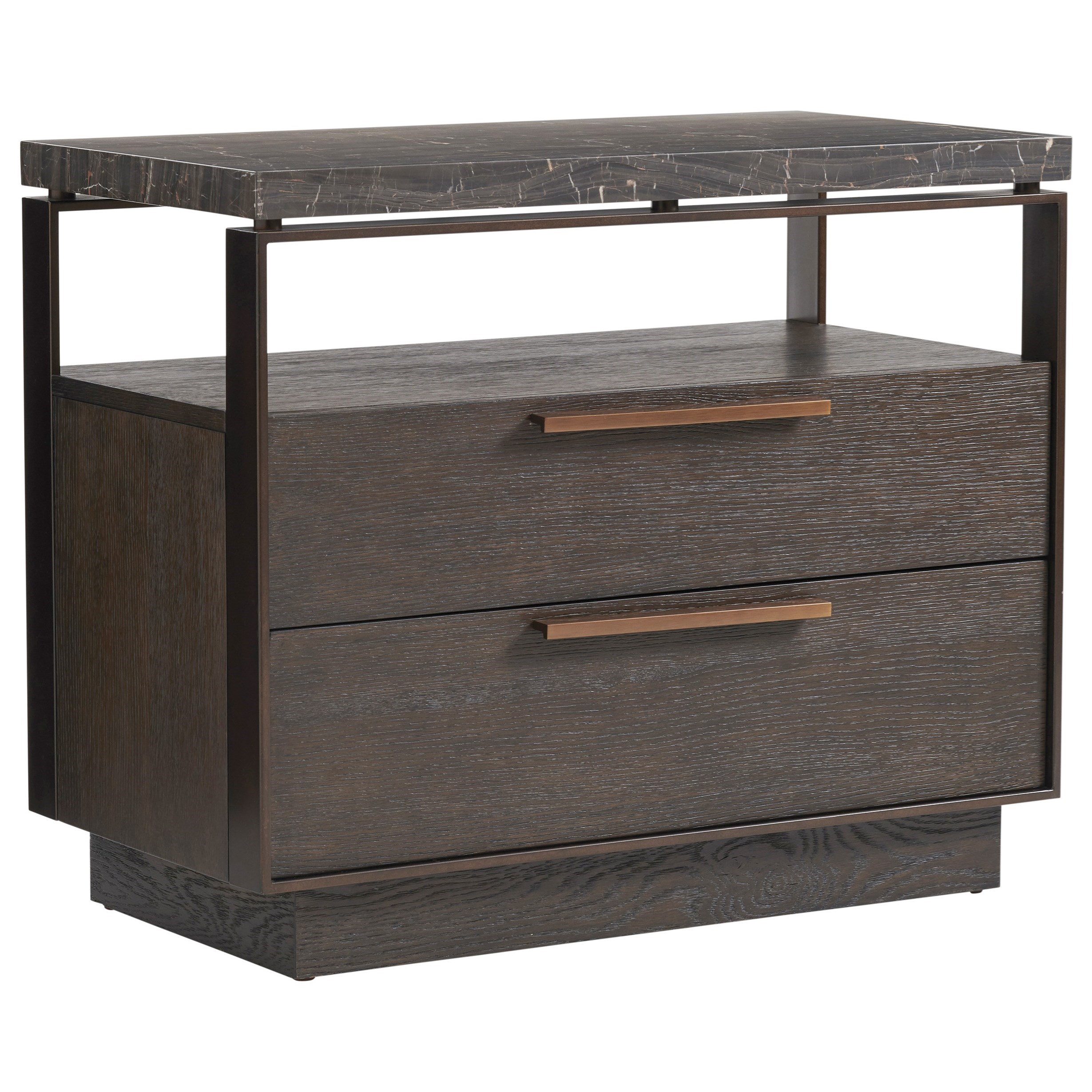Empire Pass Bachelors Chest with Alpine Marble Top