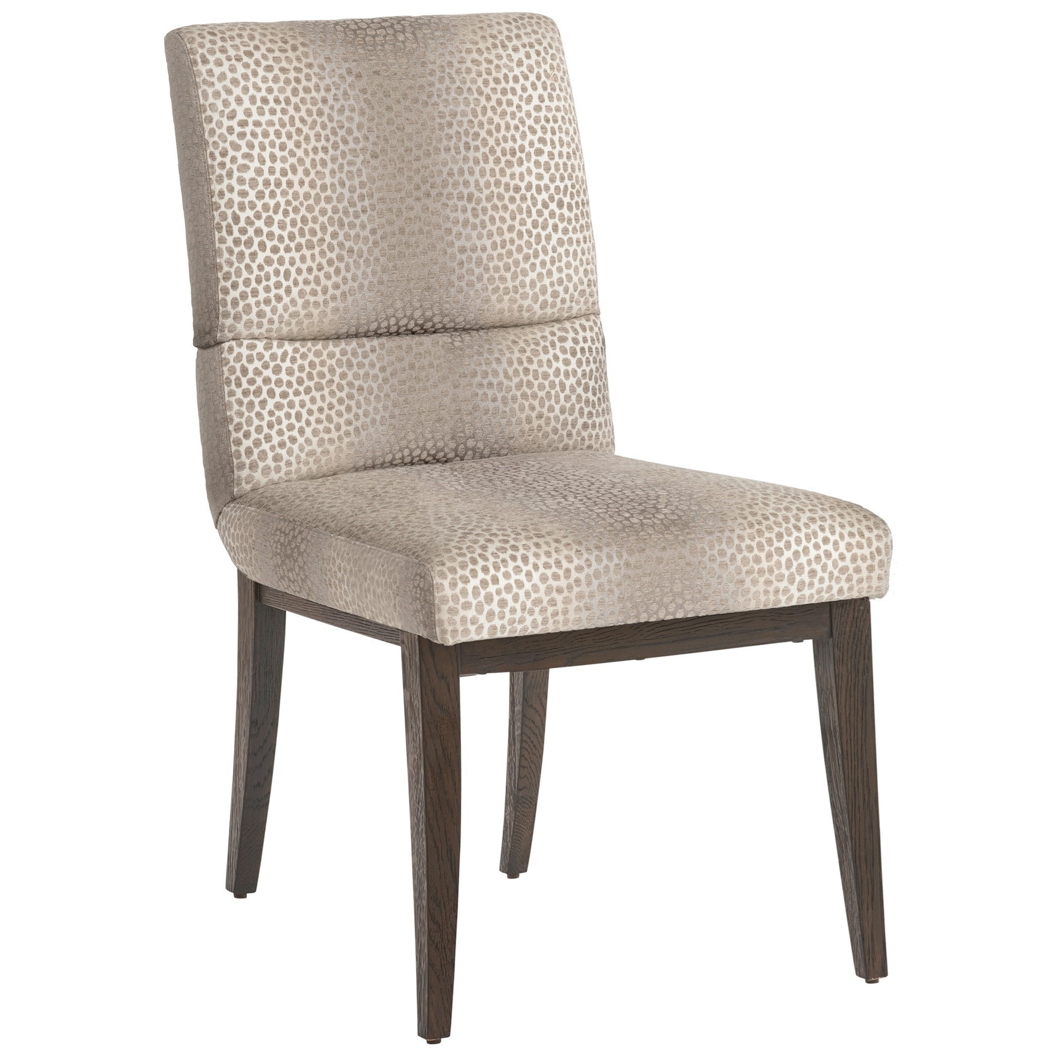 Glenwild Customizable Upholstered Side Chair with Performance Fabric