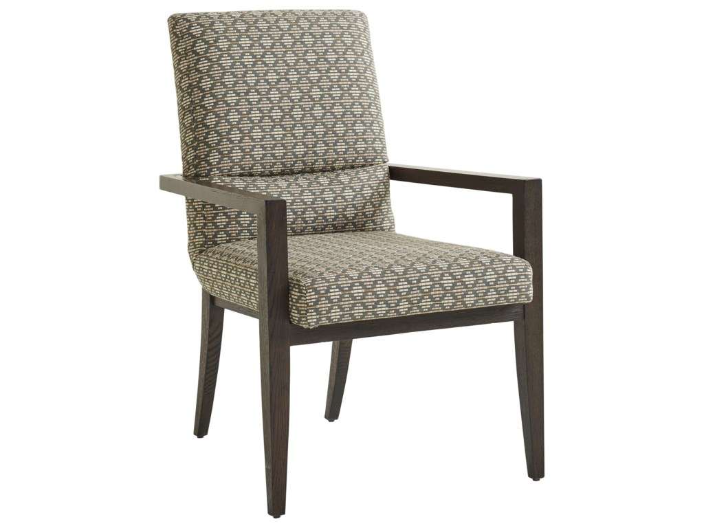 Barclay Butera Park CityGlenwild Customizable Upholstered Arm Chair