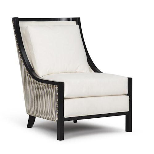 Barrymore Townsend Contemporary Exposed Wood Chair