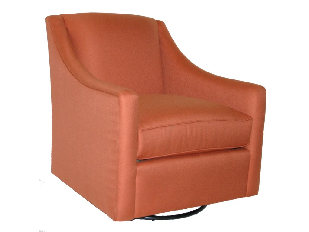 Bassett 1045Swivel Chair