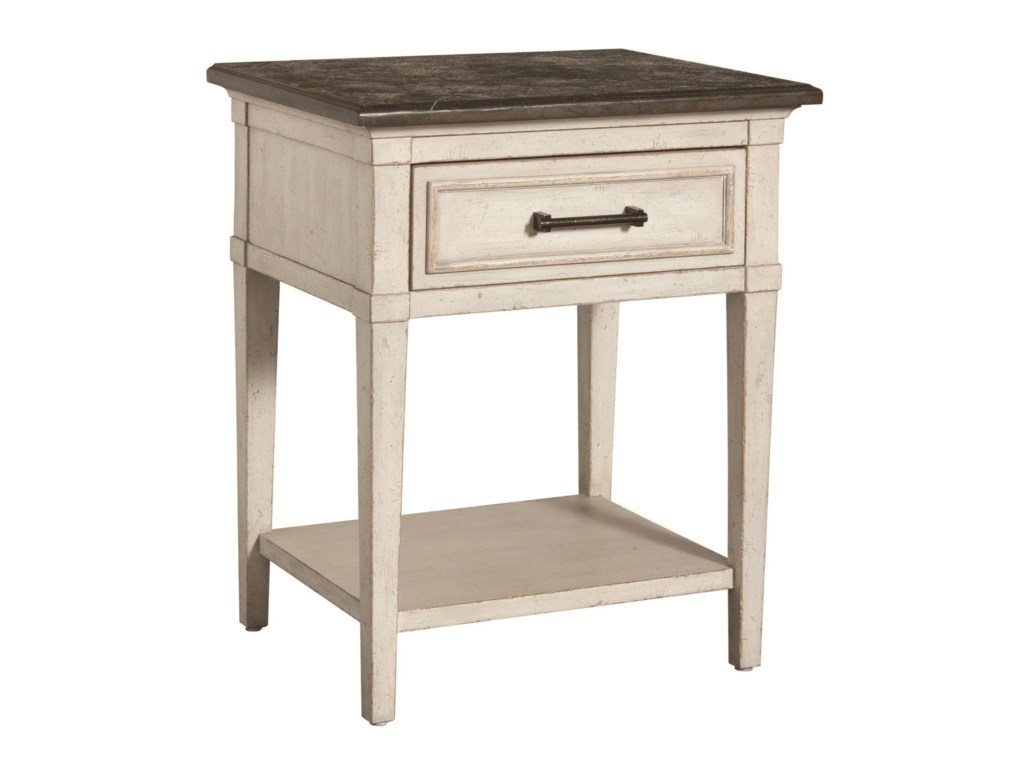 Bassett BellaBedside Table