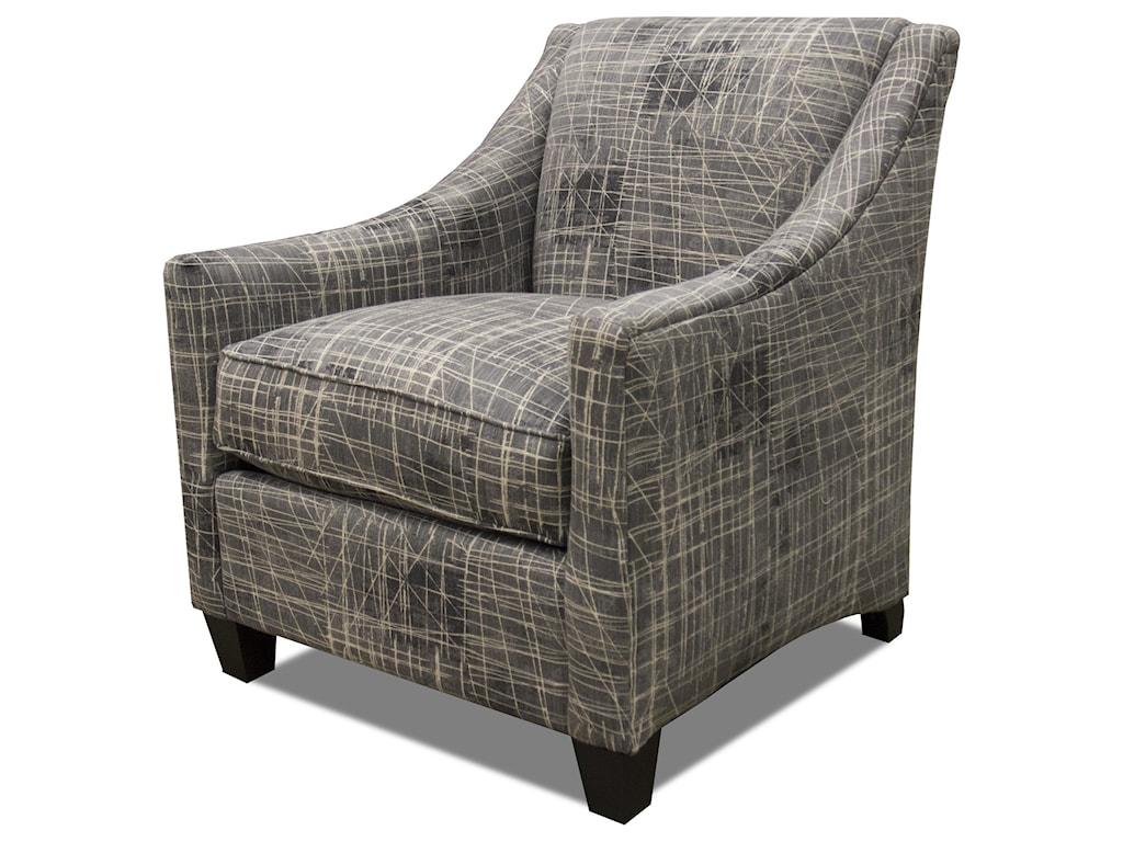 Bassett ExeterCorinna Accent Chair