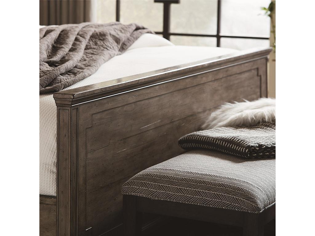 Bassett VeronaKing Panel Bed