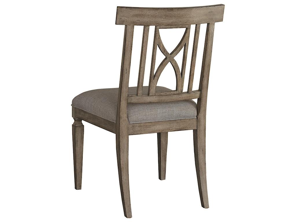 Bassett 4834DSide Chair