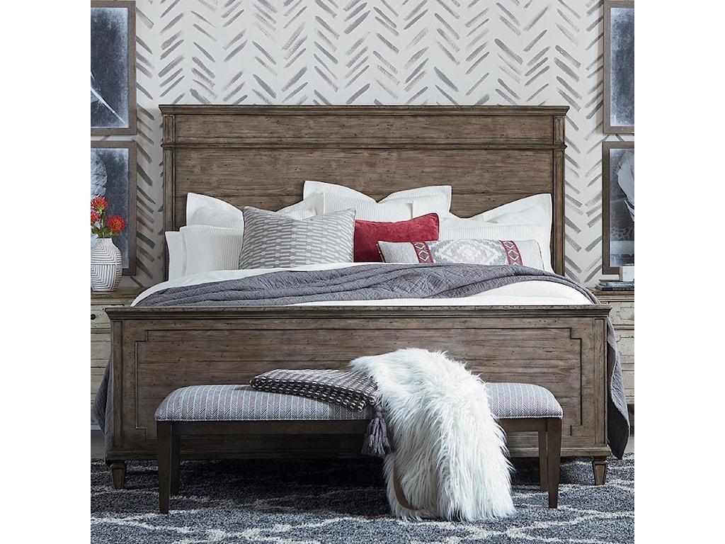 Bassett VeronaQueen Panel Bed