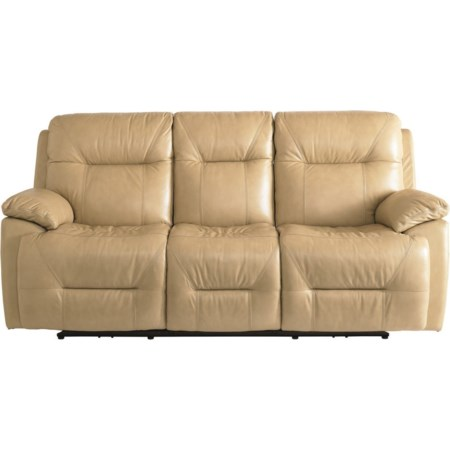 Power Reclining Lay-Flat Sofa