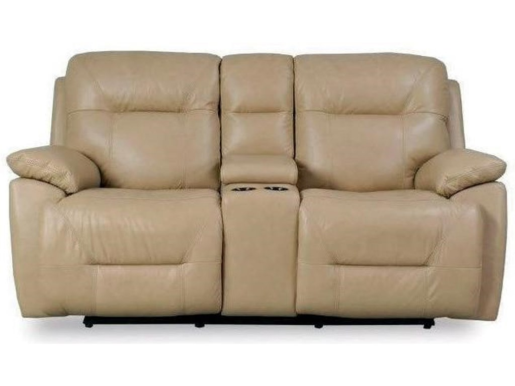 Bassett EpicPower Reclining Loveseat