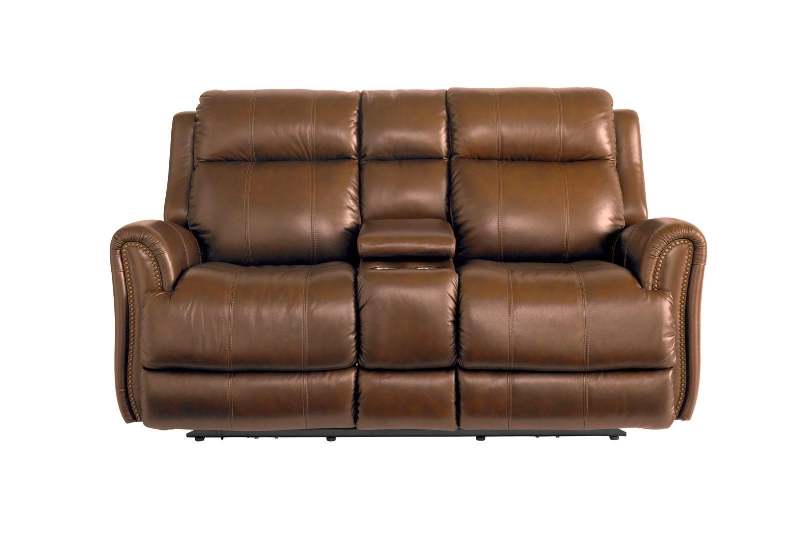 Reclining loveseat with console leather trendy recliners chairs u sofa leather reclining Reclining loveseat with center console