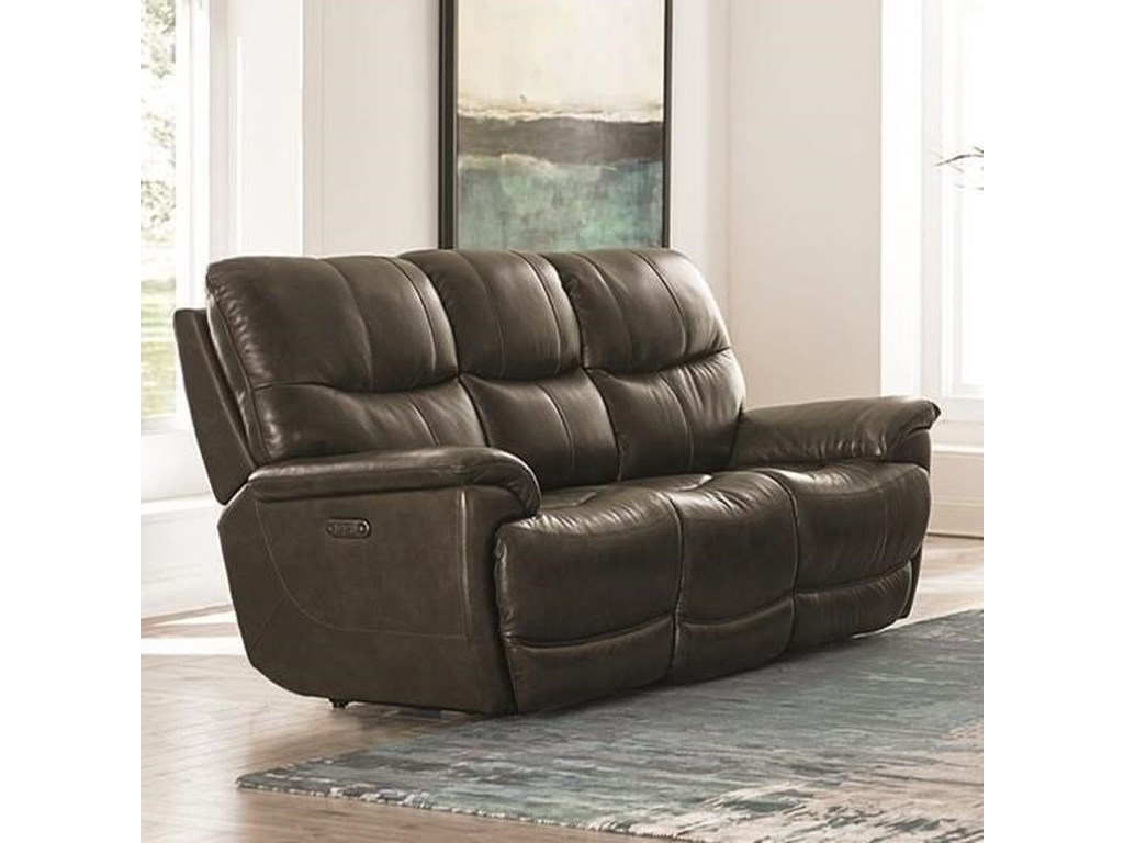 Bassett BrookvillePower Reclining Sofa