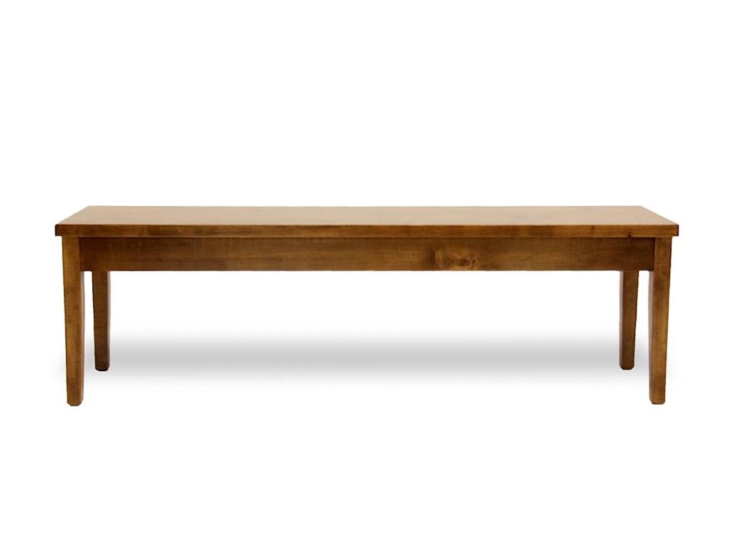Bassett Bench-Made Artisan Dining60