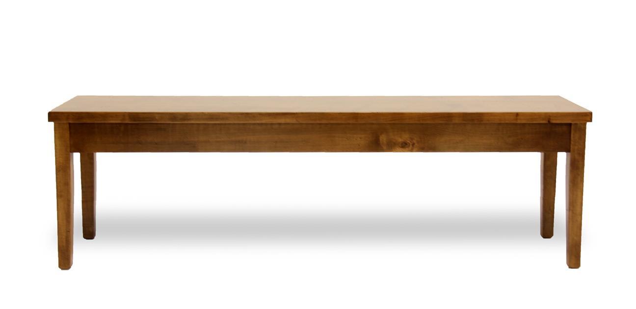 Bassett Bench Made Artisan Dining60