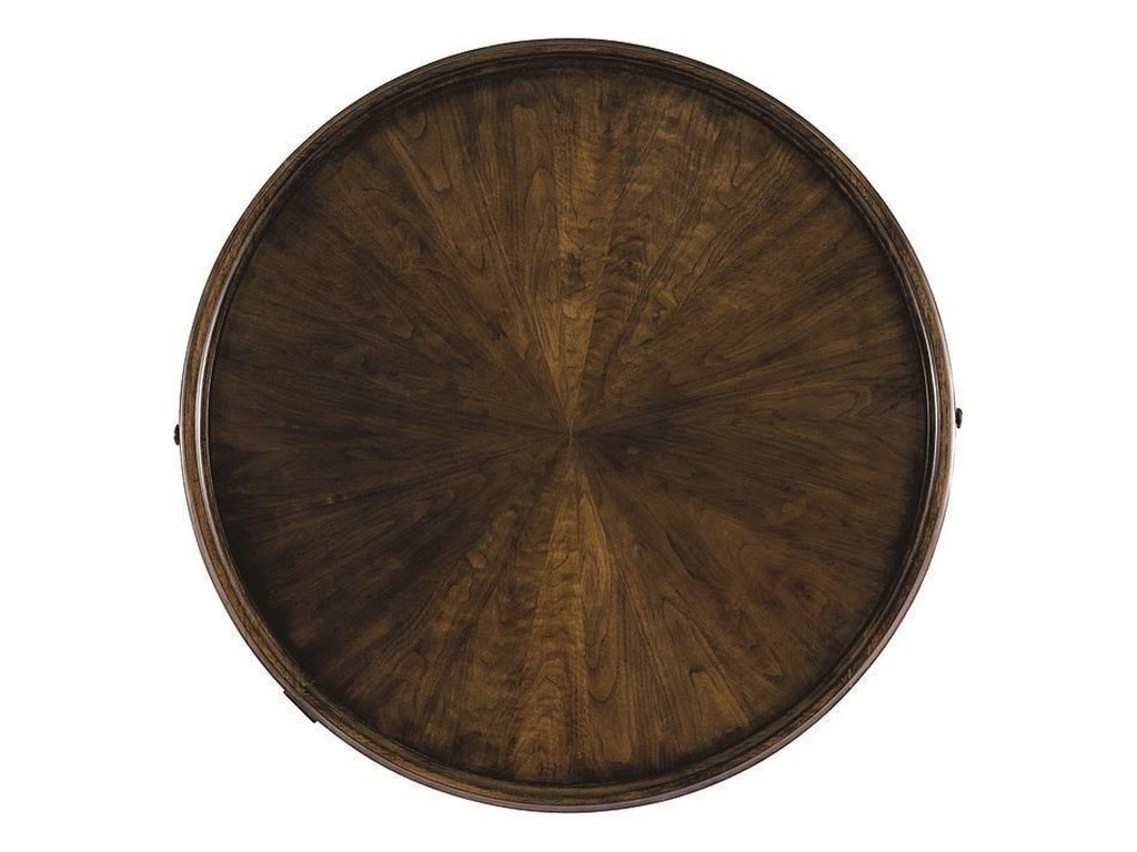 Bassett PalisadesRound Cocktail Table
