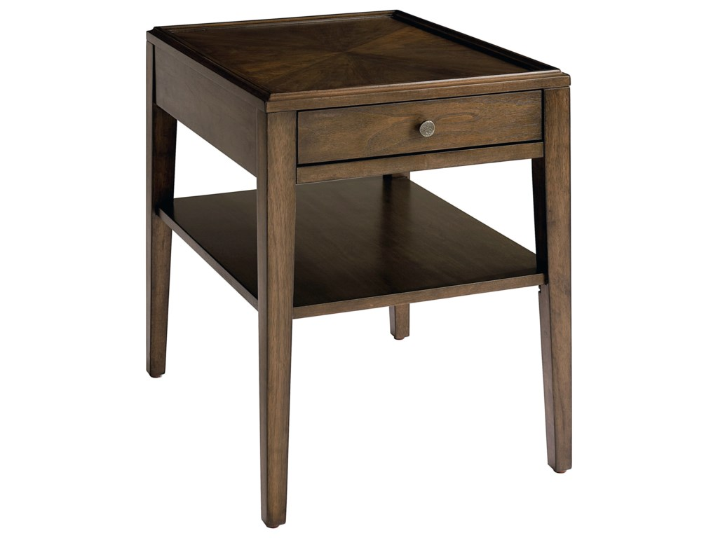 Bassett PalisadesEnd Table