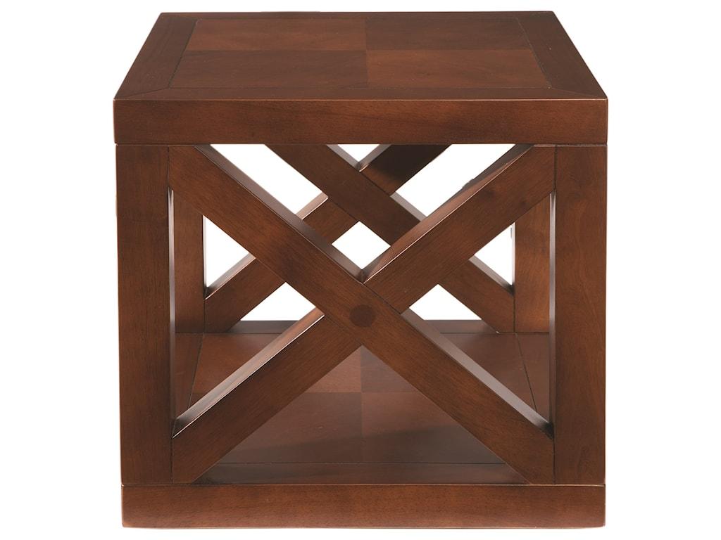 Bassett AxisCube Table