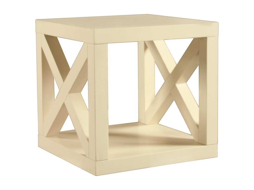 Bassett AxisCube Table