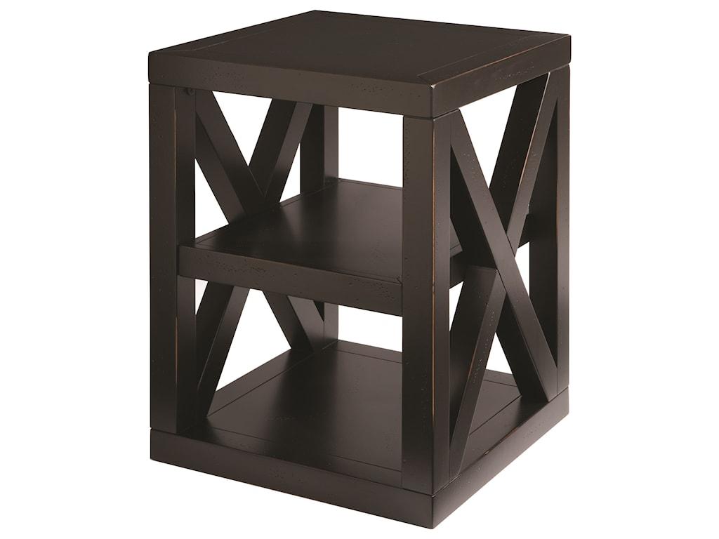 Bassett AxisEnd Table