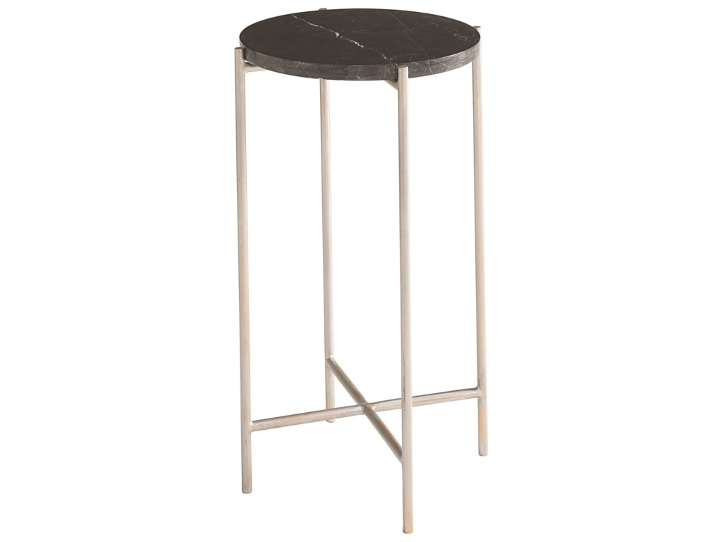 Bassett Iron & StoneEnd Table