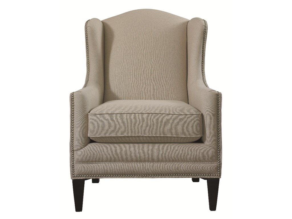 Bassett Accent Chairs by BassettFleming Accent Chair