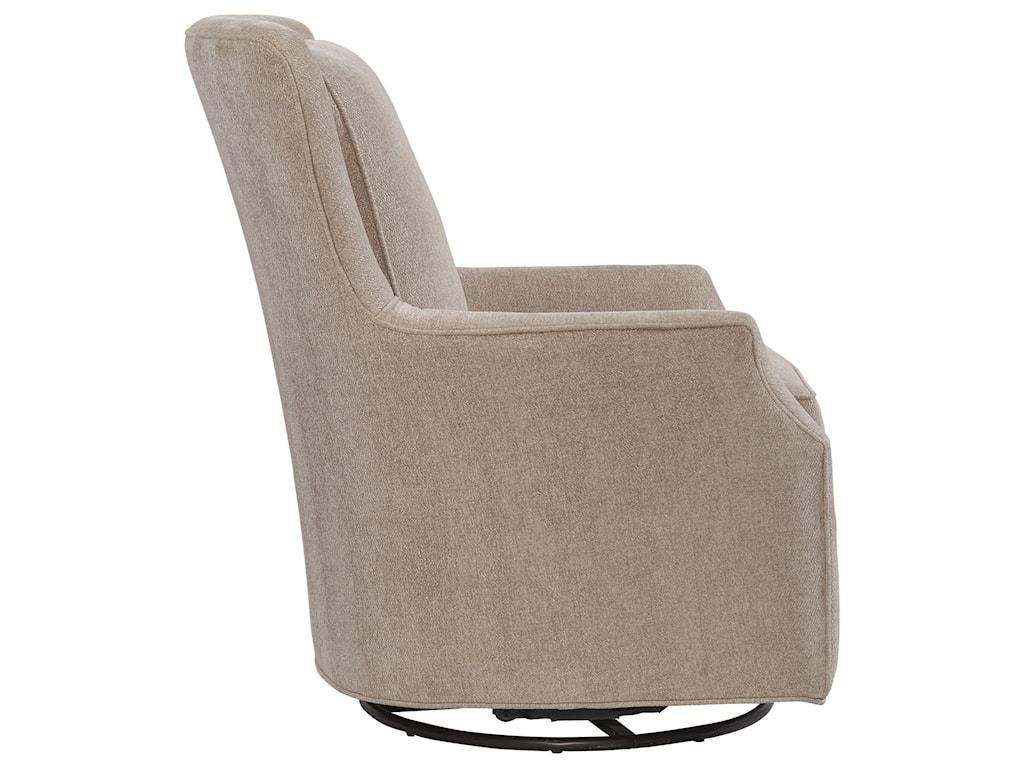 Bassett Accent ChairsKent Accent Swivel Glider Chair