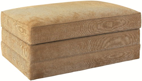 Bassett Alex Storage Ottoman w/ Lift Top