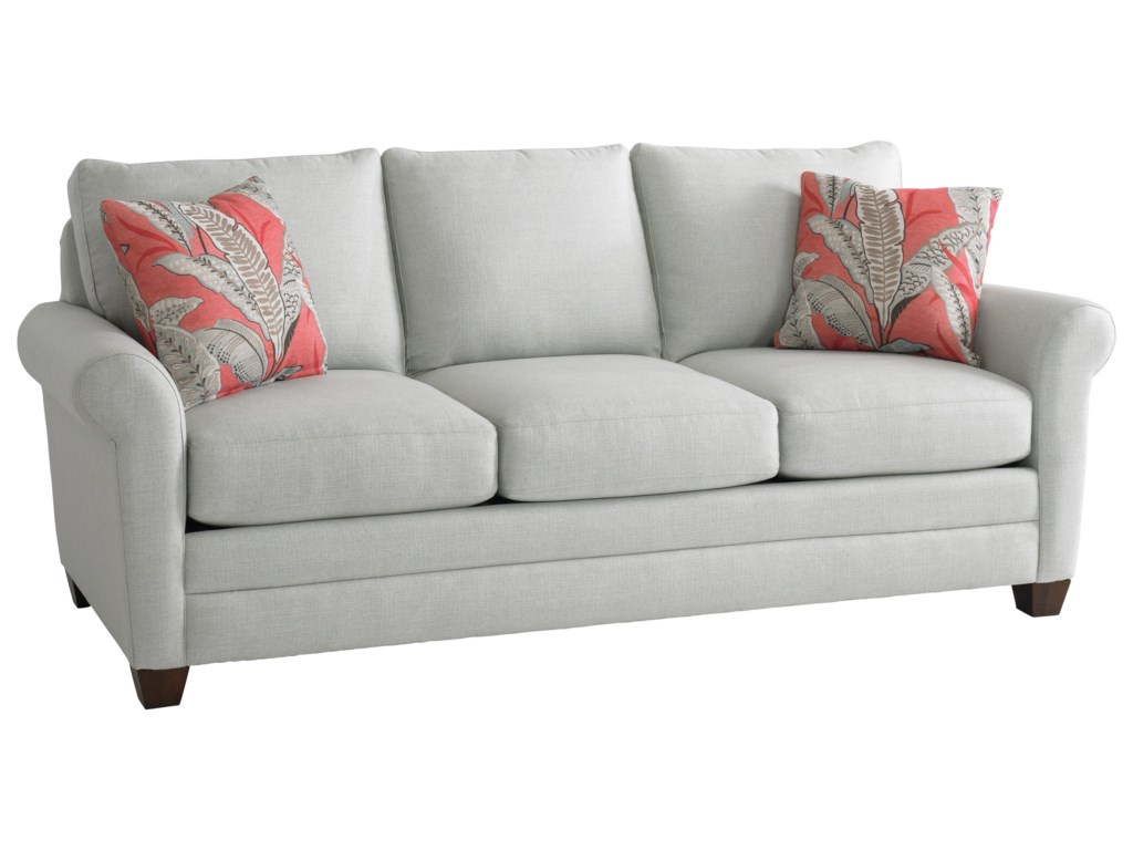 Bassett AndrewQueen Sleeper Sofa