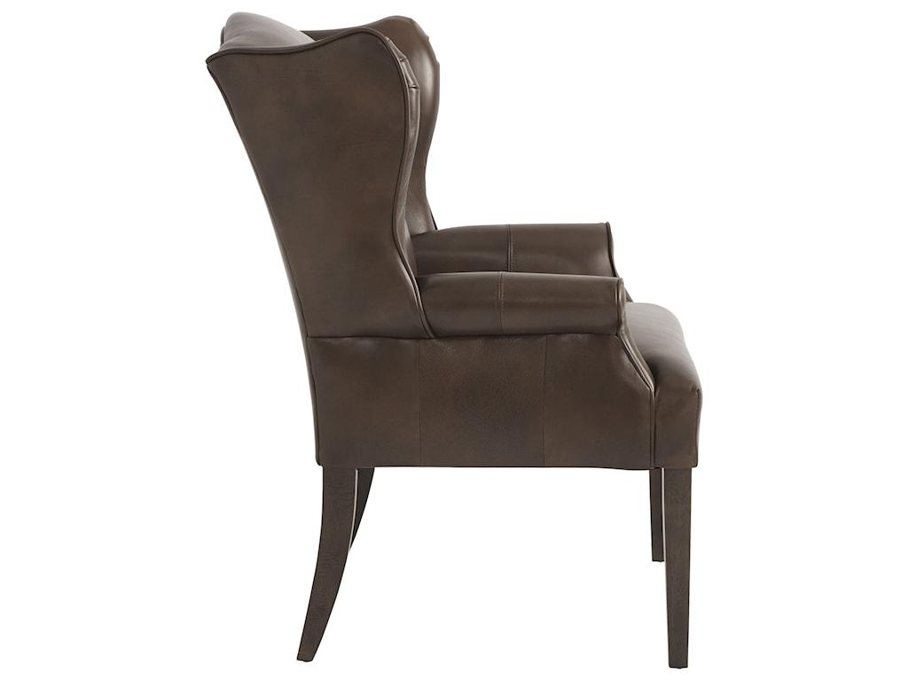 Bassett ArdenLeather Dining Chair