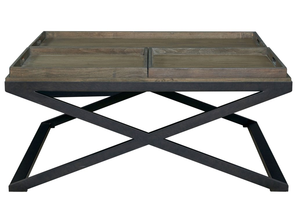 Bassett ArtisanalTray Cocktail Table