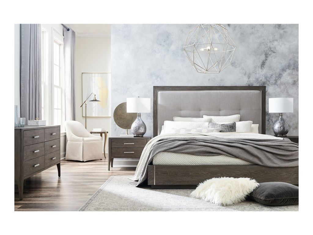 Bassett Modern - Astor and RivoliQueen Bedroom Group