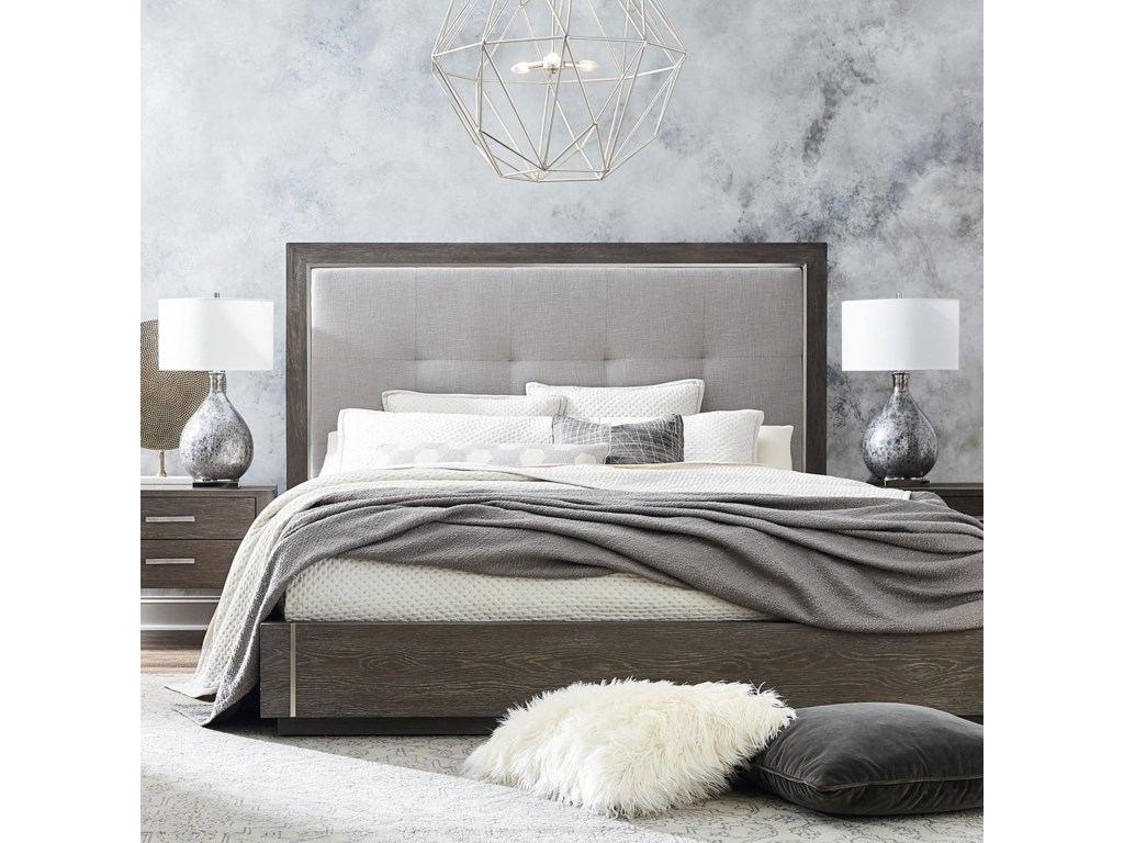Bassett Modern - Astor and RivoliQueen Bed