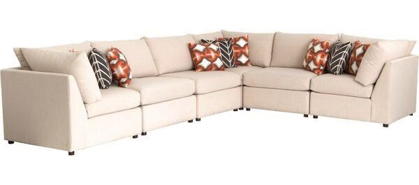 Bassett Beckham 3974Sectional Sofa