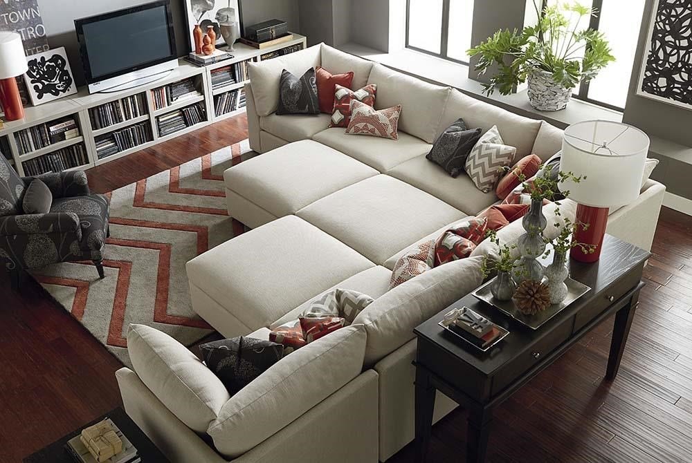 Beckham Sectional Configurations : bassett beckham sectional - Sectionals, Sofas & Couches