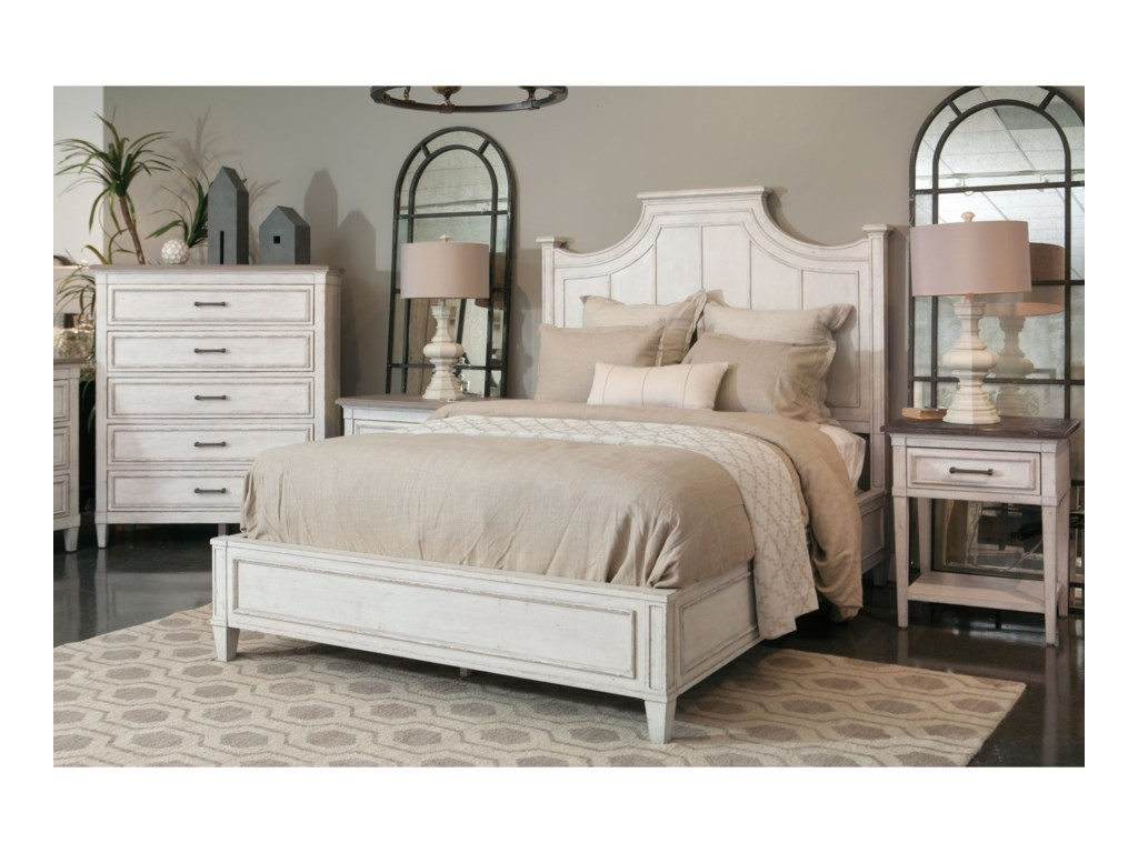 Bassett BellaKing Bedroom Group
