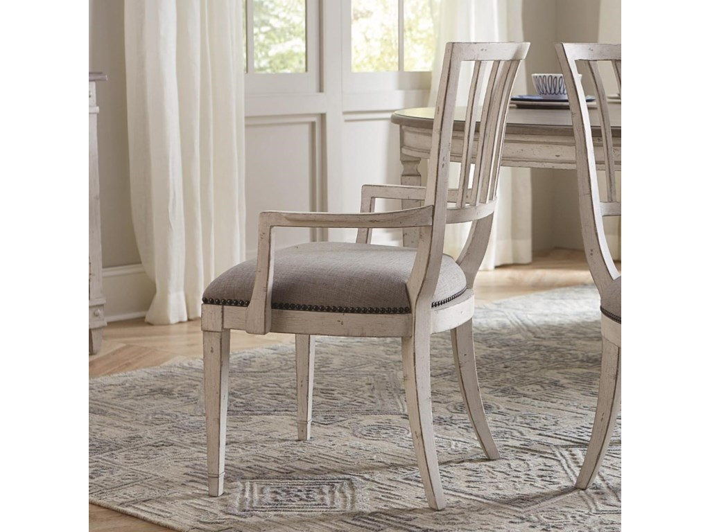 Bassett BellaDining Arm Chair