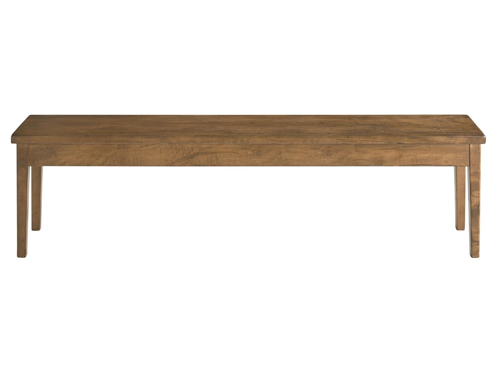 Bassett Bench Made Maple60