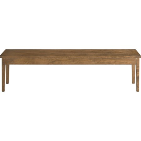 "70"" Hearthside Bench"