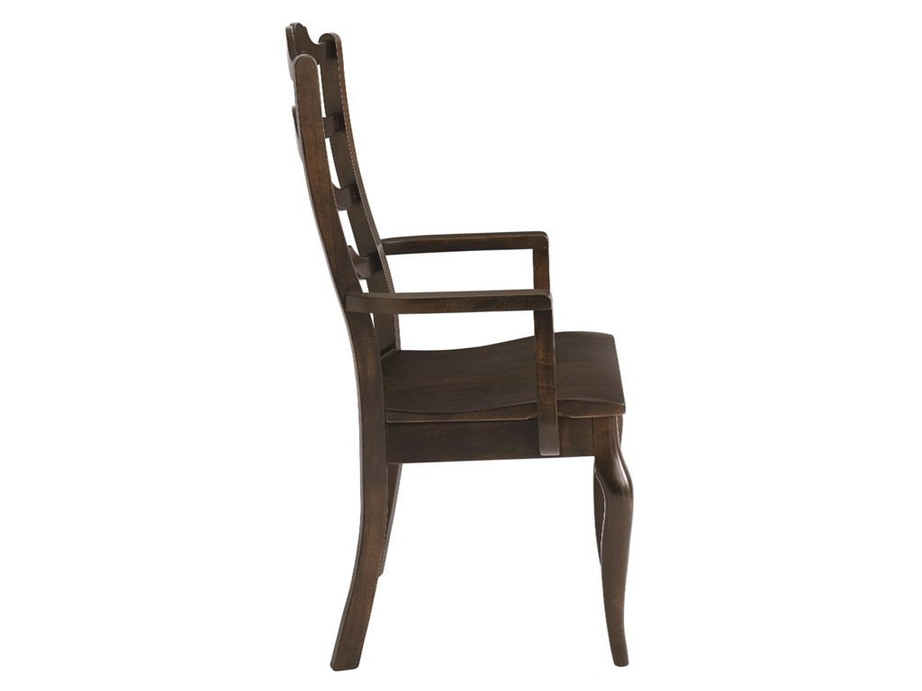 Bassett Bench Made MapleGreyson Arm Chair