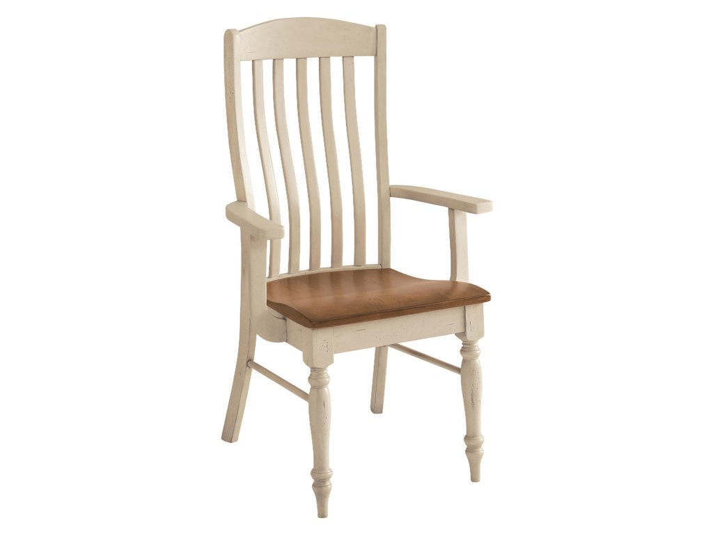 Bassett Bench MadeHenry Arm Chair