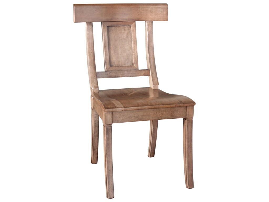 Bassett Bench Made MapleBaxter Side Chair