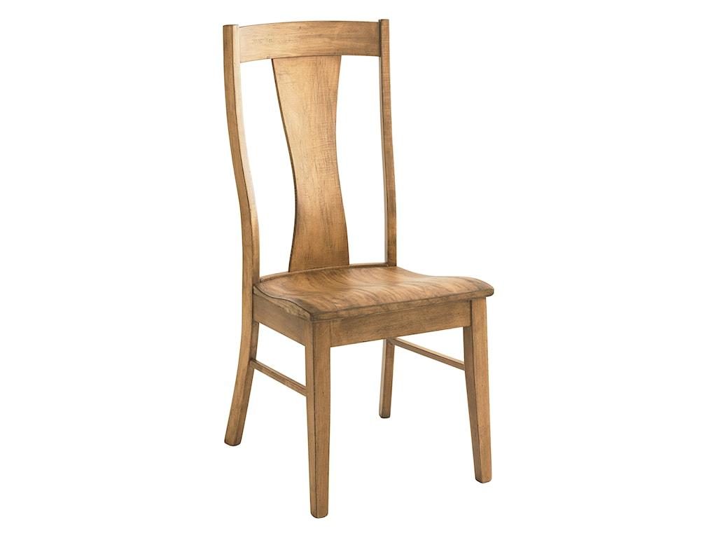 Bassett Bench MadeBoone Side Chair