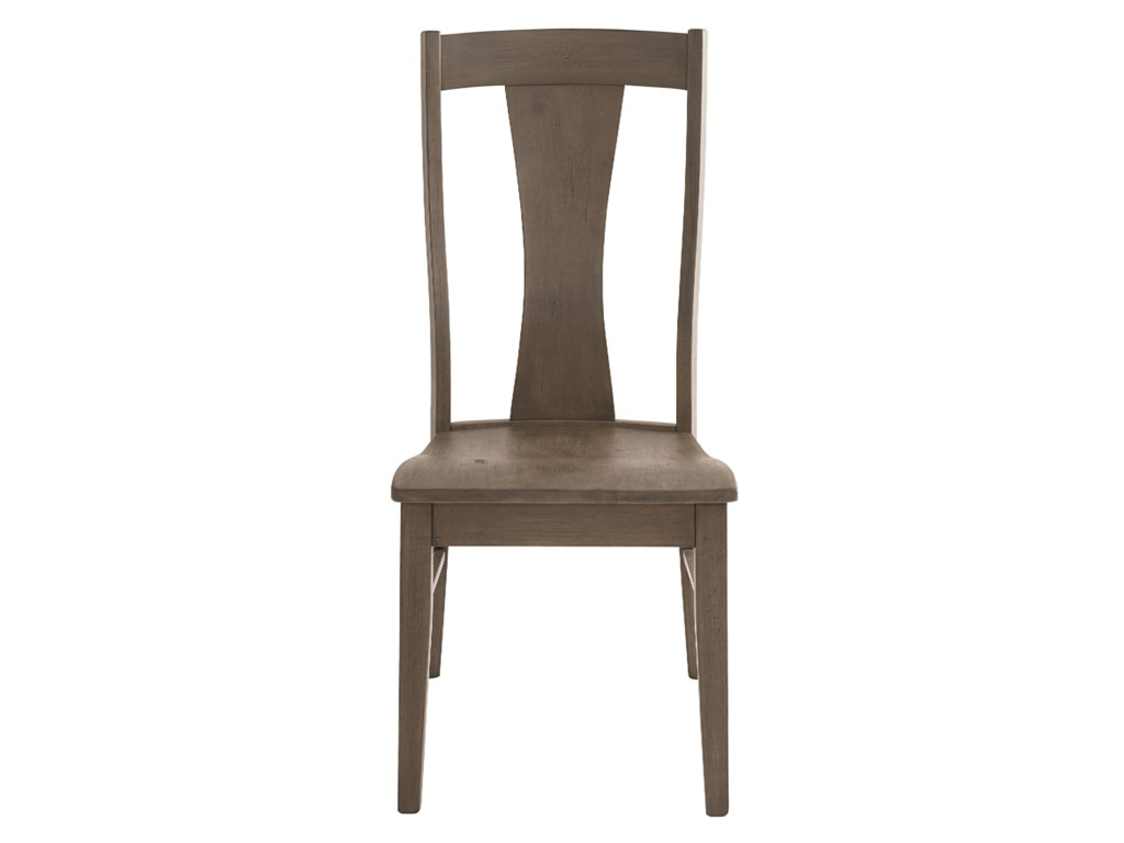 Bassett Bench MadeBoone Side Chair