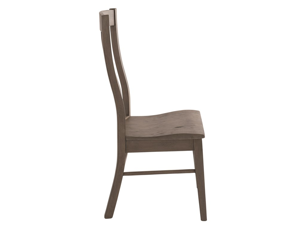 Bassett Bench Made MapleBoone Side Chair