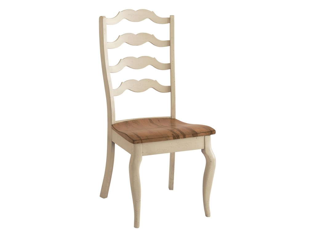 Bassett Bench Made MapleGreyson Side Chair