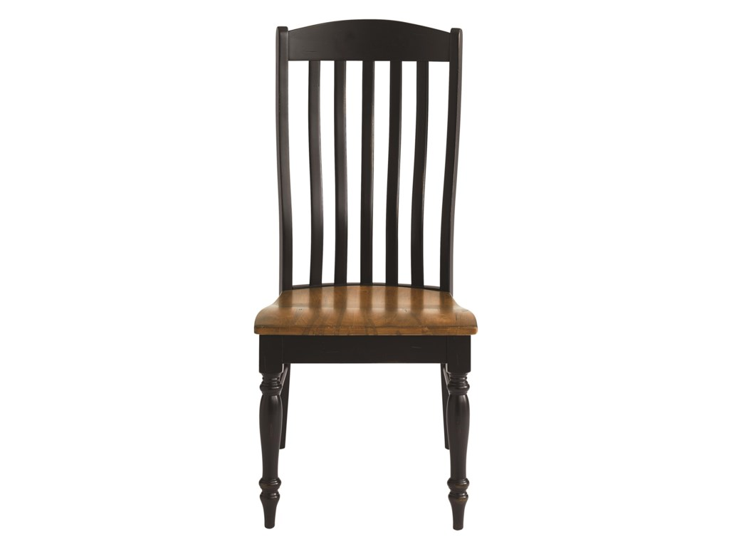 Bassett Bench Made MapleHenry Side Chair